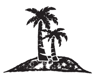 Black-Palm-Tree